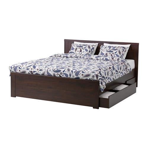 イケアのベッドがすごい! おしゃれ・機能性・価格の3つを満たす、イケアのベッドたち 3番目の画像