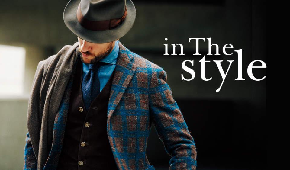 冬は冬らしいスーツスタイルを:日本中の紳士に捧ぐ〈Suit StyleBook Winter〉 1番目の画像