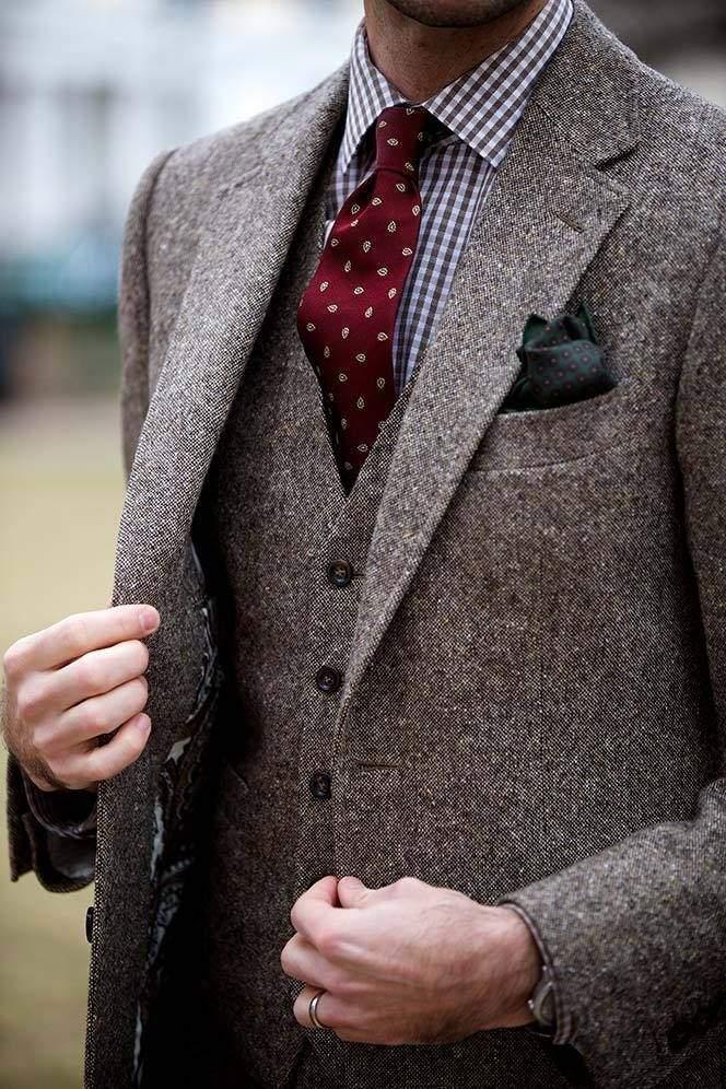 冬は冬らしいスーツスタイルを:日本中の紳士に捧ぐ〈Suit StyleBook Winter〉 3番目の画像