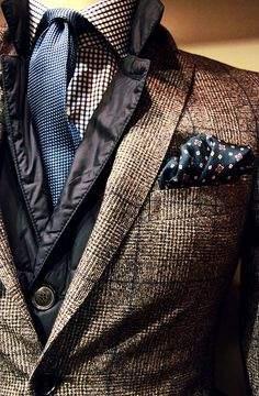 冬は冬らしいスーツスタイルを:日本中の紳士に捧ぐ〈Suit StyleBook Winter〉 7番目の画像