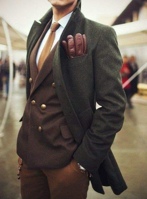 冬は冬らしいスーツスタイルを:日本中の紳士に捧ぐ〈Suit StyleBook Winter〉 6番目の画像