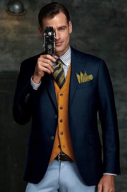 冬は冬らしいスーツスタイルを:日本中の紳士に捧ぐ〈Suit StyleBook Winter〉 9番目の画像
