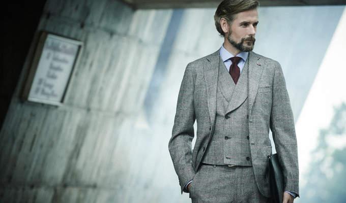 スーツの本場・イタリアのスーツブランドまとめ:「イタリアンな伊達男になりたくないか?」 10番目の画像
