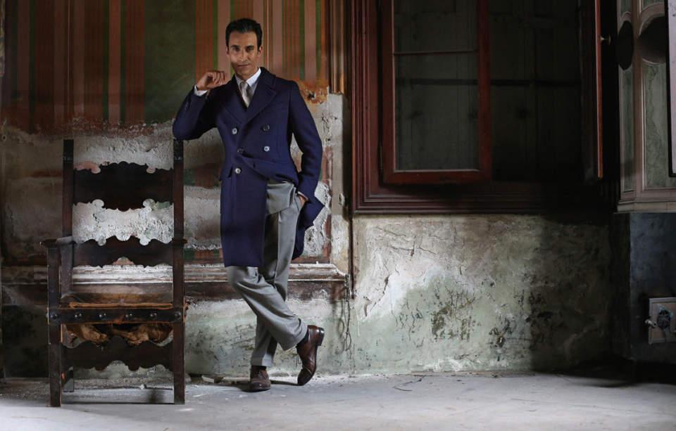 スーツの本場・イタリアのスーツブランドまとめ:「イタリアンな伊達男になりたくないか?」 12番目の画像