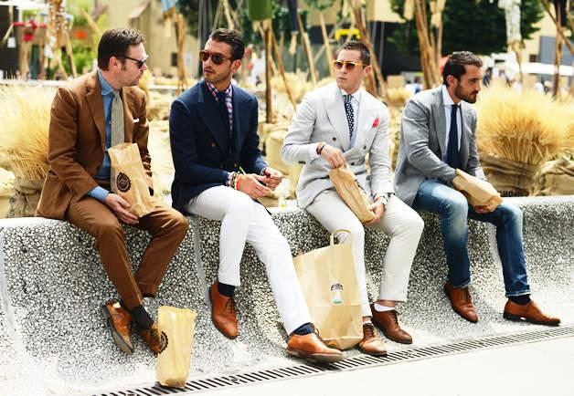 スーツの本場・イタリアのスーツブランドまとめ:「イタリアンな伊達男になりたくないか?」 2番目の画像