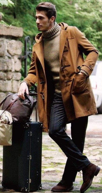 【決定版】今冬のメンズコートカタログ! 種類別6つのコートの特徴や着こなし、教えます 3番目の画像