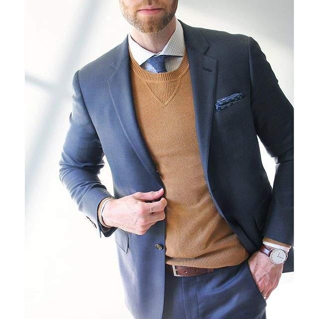 スーツでビシッとキメても油断は禁物。腕時計とスーツの「大人」な合わせ方。 3番目の画像