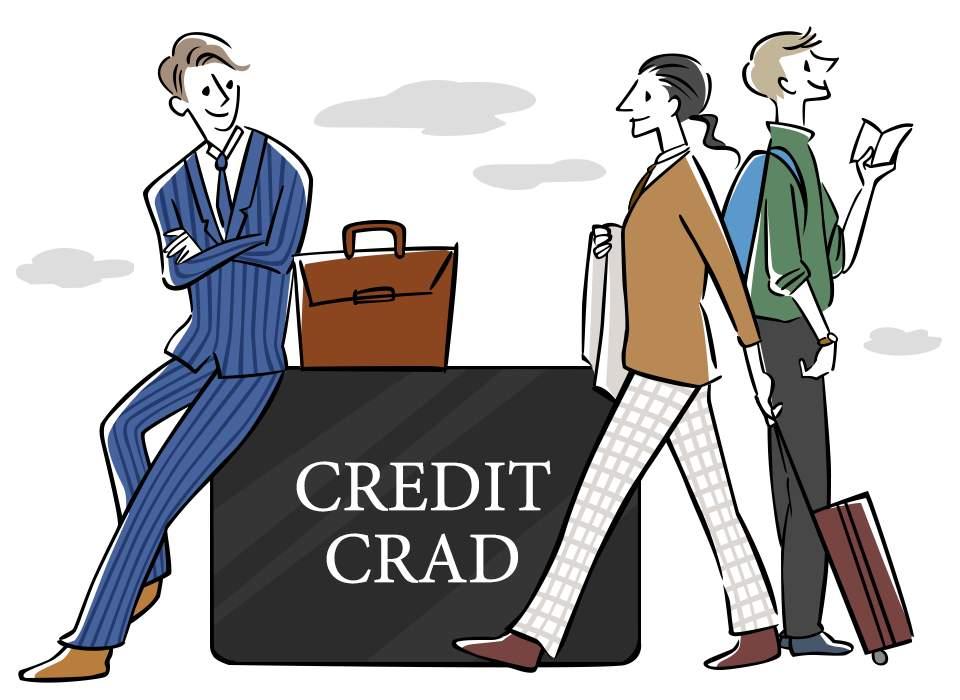 クレジットカードは大人のたしなみ。若手ビジネスパーソンが持つべき一枚をリサーチ 1番目の画像