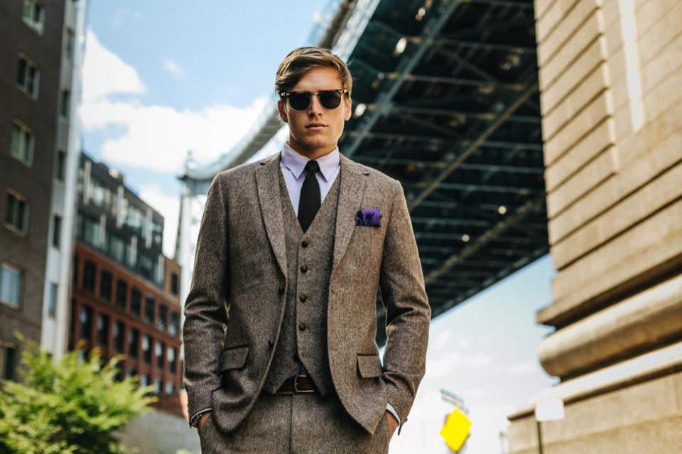 スーツ姿がかっこいい男は「毎日」かっこいい。常にかっこいい男であり続けるためのスーツ着こなし 1番目の画像