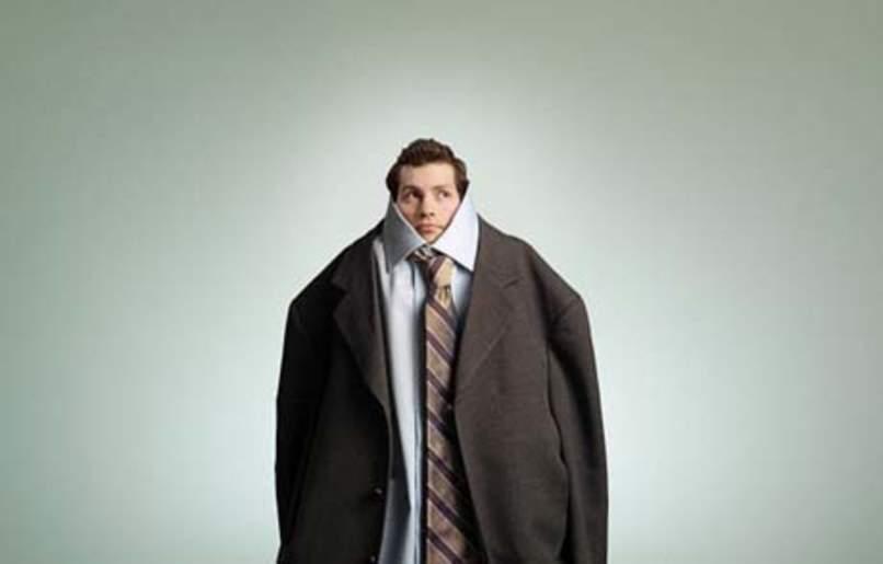 「スーツの選び方・着こなし法 第七ヶ条」を制定!:男のスーツは肩で着ろ。 2番目の画像