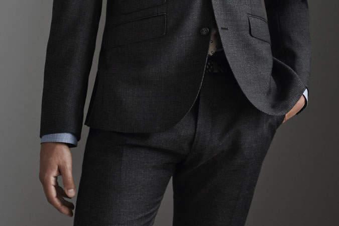 「スーツの選び方・着こなし法 第七ヶ条」を制定!:男のスーツは肩で着ろ。 3番目の画像