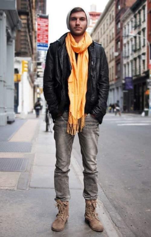 一点投入で2015年の旬顔へ! 冬を彩るメンズファッション:ミリタリーアイテムで勝負をかけろ 7番目の画像