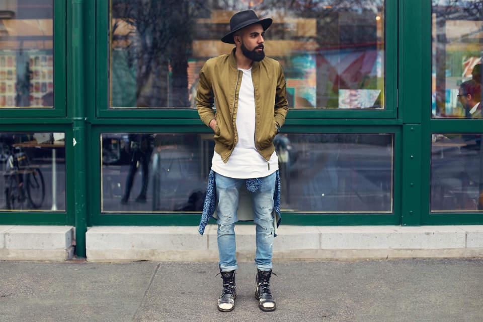 一点投入で2015年の旬顔へ! 冬を彩るメンズファッション:ミリタリーアイテムで勝負をかけろ 1番目の画像