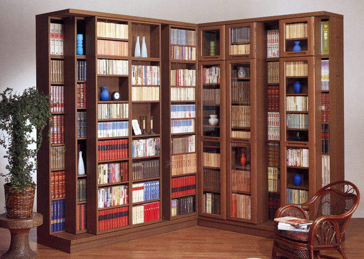 """本棚整理を工夫し、""""空間""""を操れ。実用的で「おしゃれな本棚整理術」をマスターせよ 1番目の画像"""