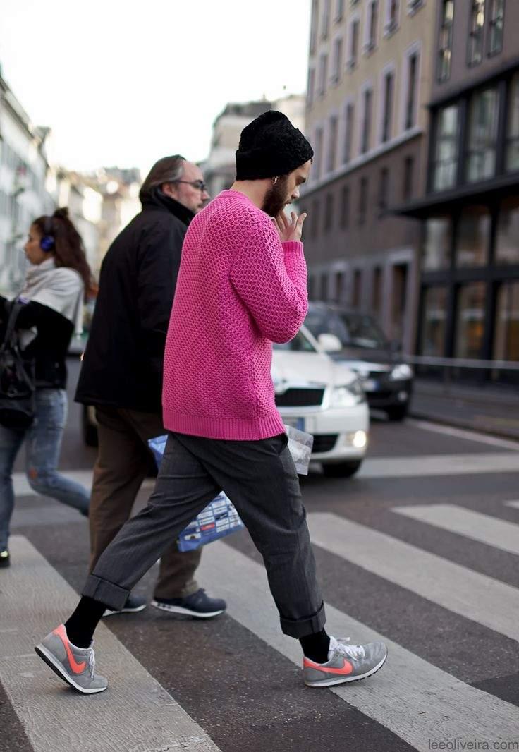 洒落たセーターの着こなしこそ、冬のメンズの真骨頂。小粋なワザで魅せる大人のセーター着こなし方法 4番目の画像