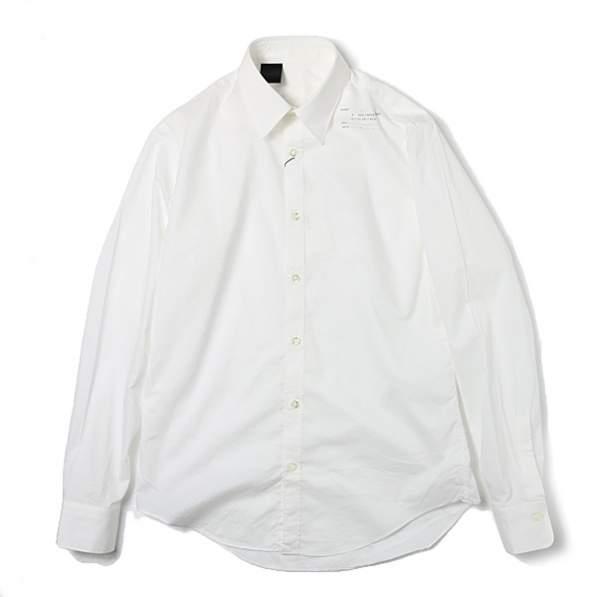 """メンズファッションの基本、""""白シャツ""""。上質ブランドを抑えて大人のお洒落を 4番目の画像"""