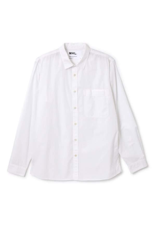 """メンズファッションの基本、""""白シャツ""""。上質ブランドを抑えて大人のお洒落を 6番目の画像"""