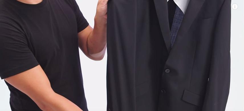 """スーツはアイロンのかけ方一つで変わる! 10分で出来るアイロンテクでスーツを""""新品同様""""に 3番目の画像"""