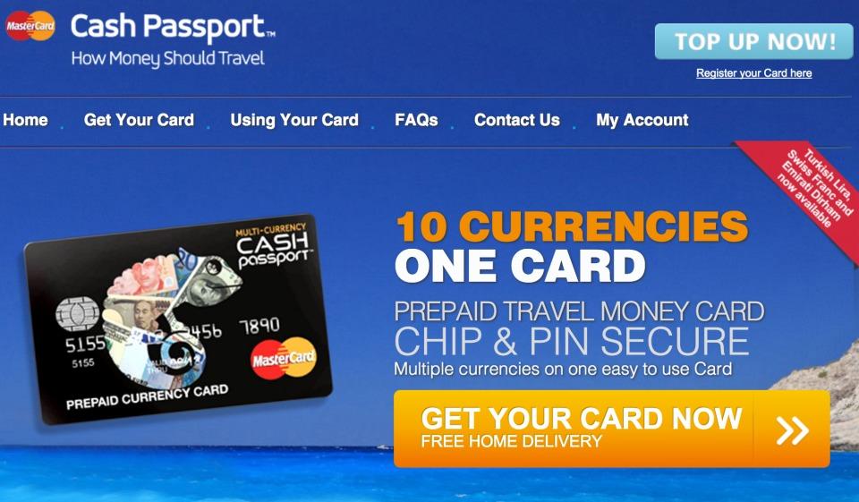 長期の海外出張に使える、キャッシュパスポートの評判は? クレカとは一体どう違うの? 1番目の画像