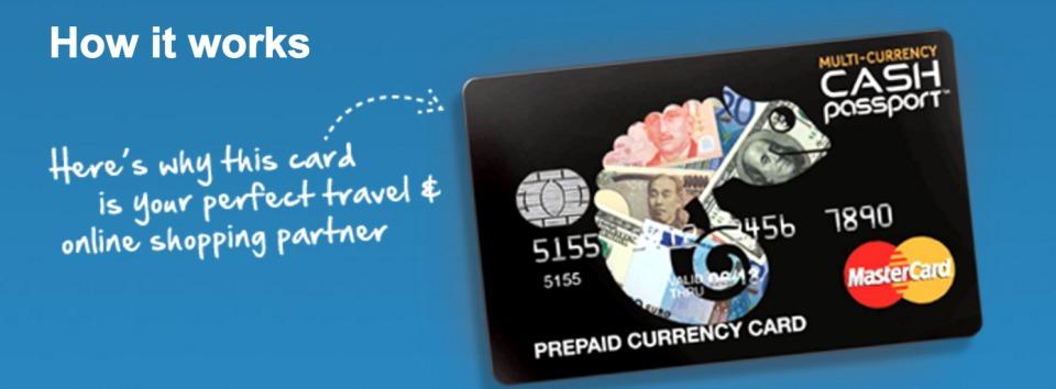 長期の海外出張に使える、キャッシュパスポートの評判は? クレカとは一体どう違うの? 2番目の画像