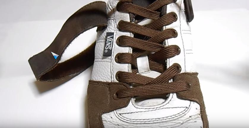 革靴の紐、買ったときの結び方のまま?シーン別ビジネスシューズの紐の結び方 12番目の画像