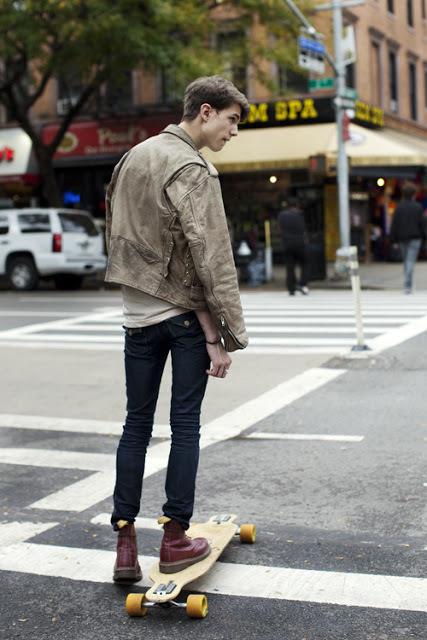 大人メンズコーデの筆頭株「ライダースジャケット」。甘辛バランスのメリハリにはライダースを使用せよ 4番目の画像