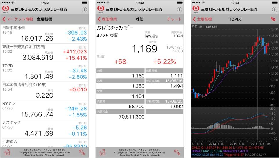 証券会社や情報通信社が提供する「株式投資アプリおすすめ10選」:手のひらで始まる、資産運用 3番目の画像