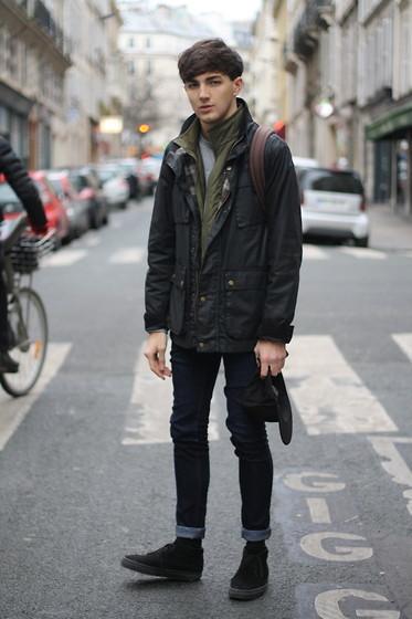 """日々の着こなしに英国が誇る「バブアー」のジャケットを。""""一生""""使える名作アウターと共に時を刻め 3番目の画像"""