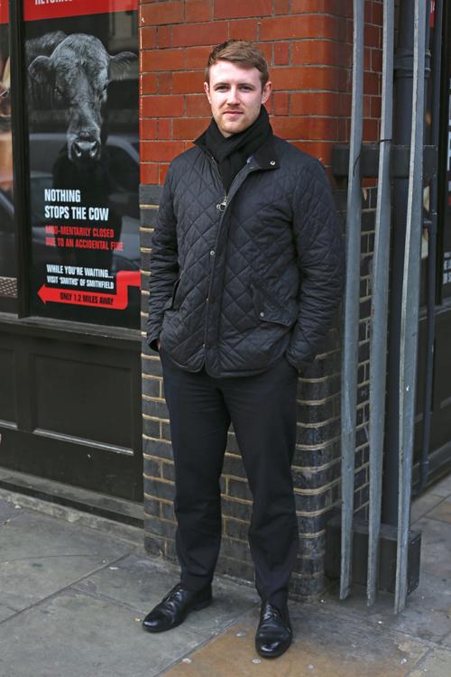 """日々の着こなしに英国が誇る「バブアー」のジャケットを。""""一生""""使える名作アウターと共に時を刻め 9番目の画像"""