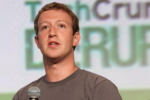 Facebookマーク・ザッカーバーグの「明日を変える言葉」:サクッと学べるビジネス英語 1番目の画像