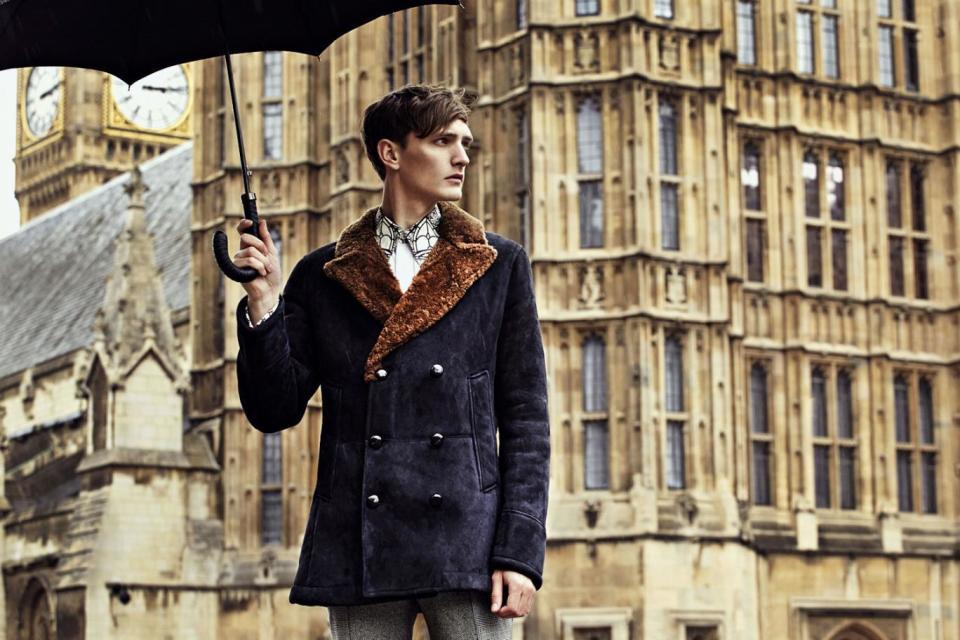 """メンズトレンドはロンドンのファッショニスタから学べ! 英国に学ぶ、""""最先端""""の着こなし 1番目の画像"""