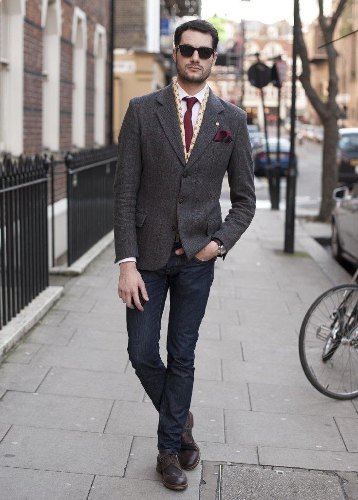 """メンズトレンドはロンドンのファッショニスタから学べ! 英国に学ぶ、""""最先端""""の着こなし 11番目の画像"""