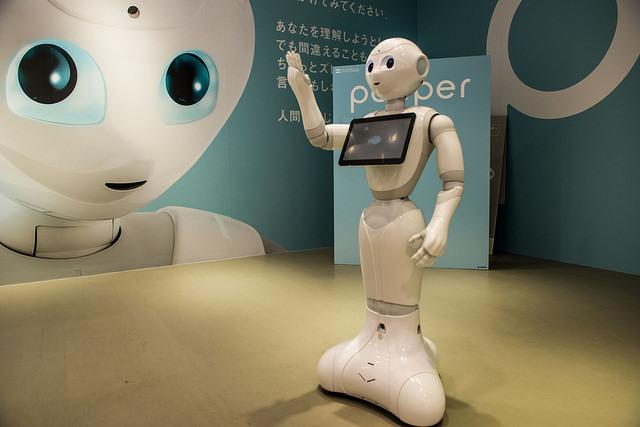 """Pepperはロボットではない! 金岡博士が語る「本物のロボット」が変える""""私たちの未来""""とは 8番目の画像"""