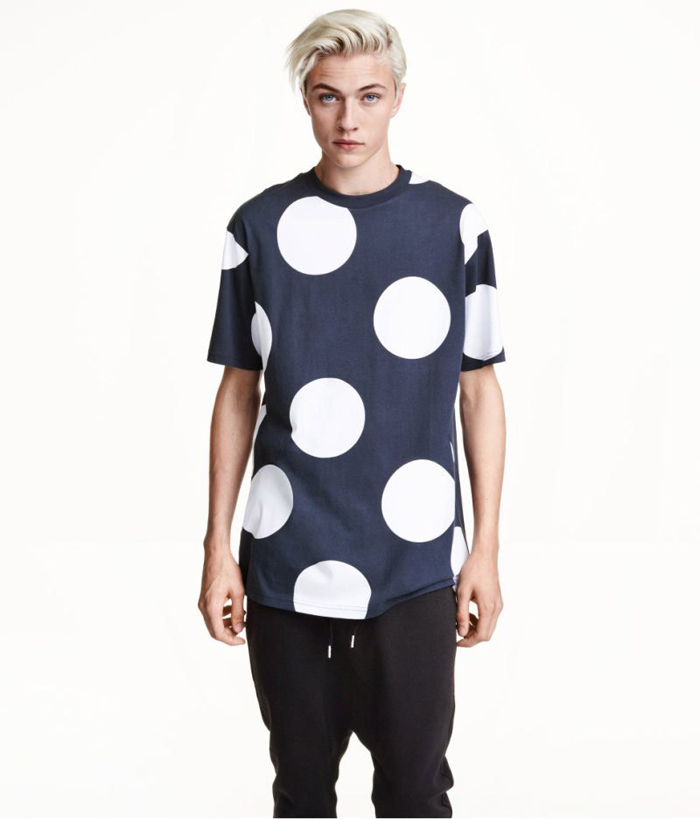 H&Mのおしゃれメンズコーデ集:デザイン性の高いファストファッションブランドでおしゃれに飾れ! 11番目の画像