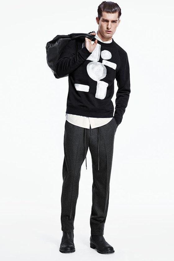 H&Mのおしゃれメンズコーデ集:デザイン性の高いファストファッションブランドでおしゃれに飾れ! 10番目の画像