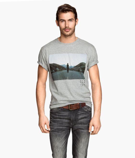 H&Mのおしゃれメンズコーデ集:デザイン性の高いファストファッションブランドでおしゃれに飾れ! 2番目の画像