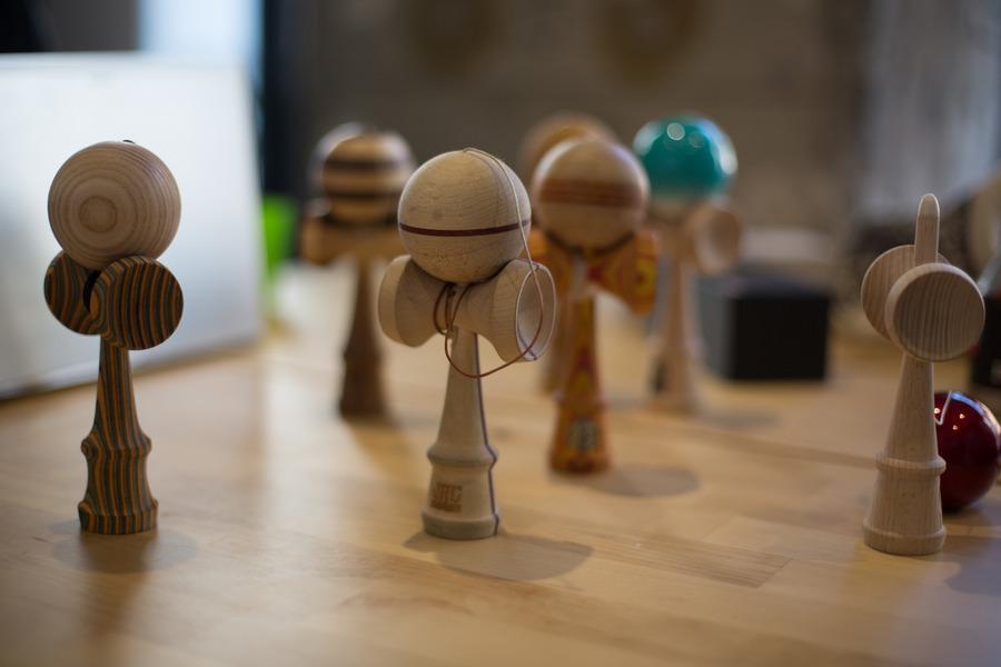 誰もが知ってるけん玉の、誰も知らない遊び方:けん玉パフォーマーが語る「ムーブメントを起こす極意」 6番目の画像