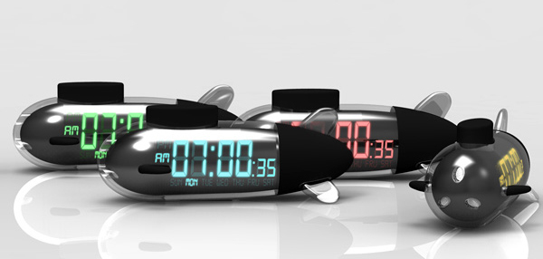 面白すぎて起きずにはいられない? 7つのおすすめ目覚まし時計がもたらすユニークな起床を体感せよ! 8番目の画像