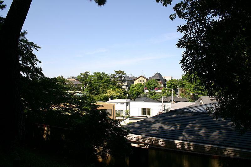 「住んでみたい高級住宅街ランキング」ベスト5:高級住宅街と言われる地には、◯◯な共通点があった! 5番目の画像