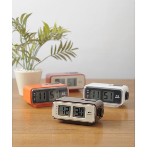 """生活に""""ゆとり""""を与えてくれる5つの「おしゃれな置時計」:時間に縛られるのではなく、時間を楽しむ 6番目の画像"""