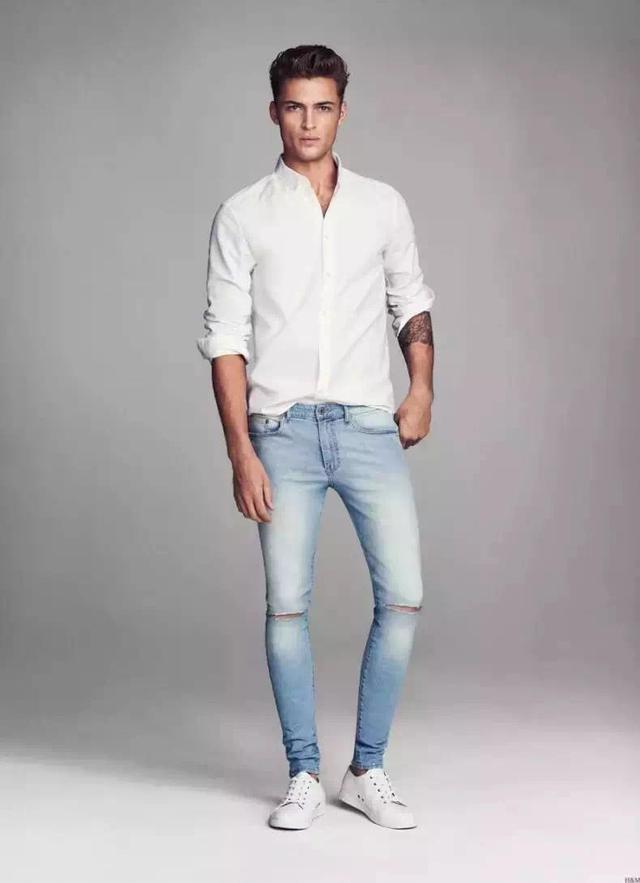 """メンズファッションの大黒柱、""""白シャツコーデ""""決定版:これからの季節には白シャツで爽やかに飾れ 11番目の画像"""