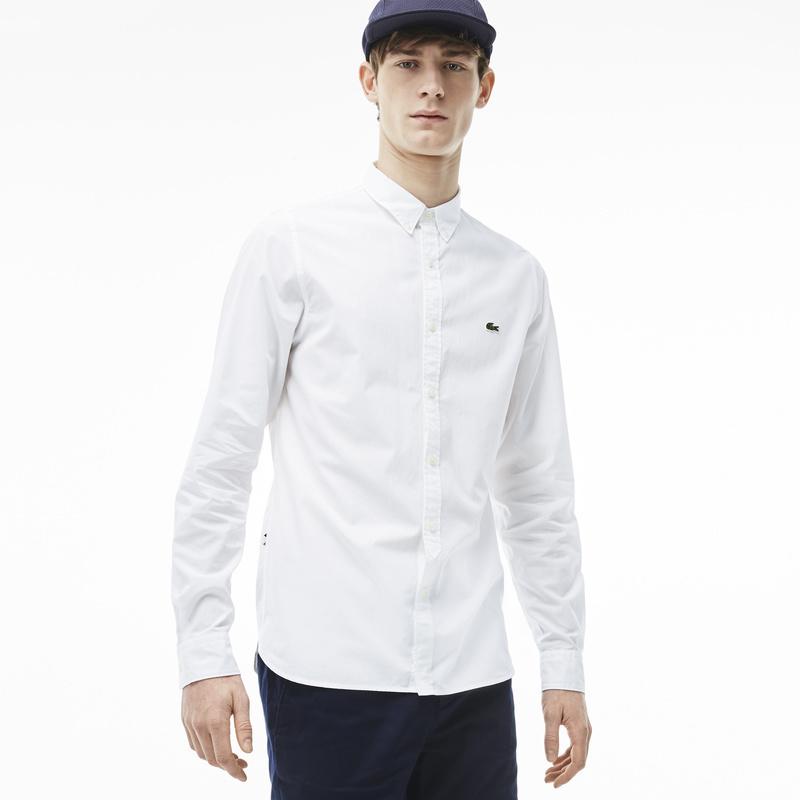 """メンズファッションの大黒柱、""""白シャツコーデ""""決定版:これからの季節には白シャツで爽やかに飾れ 19番目の画像"""