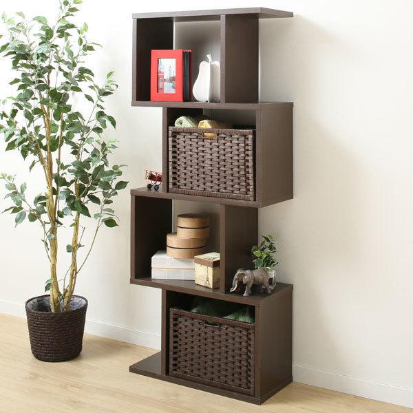 木製シェルフはただの収納ではない。大人の空間を演出してくれる木製シェルフの魅力に迫る!  2番目の画像