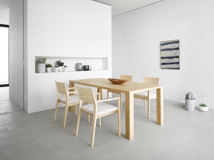"""ダイニングテーブルは""""洗練されたおしゃれな部屋""""への第一歩! 4つのメーカーが生み出す独自の空間 4番目の画像"""