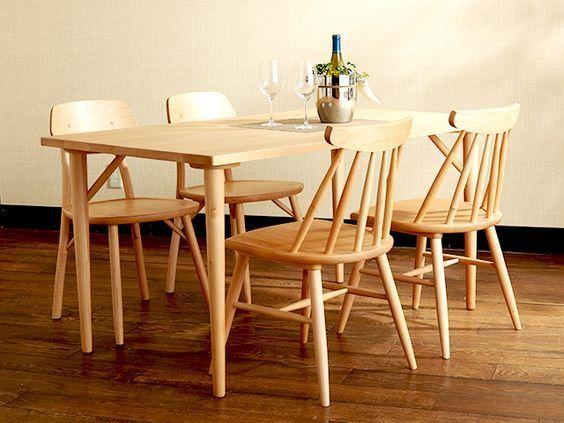 """ダイニングテーブルは""""洗練されたおしゃれな部屋""""への第一歩! 4つのメーカーが生み出す独自の空間 5番目の画像"""