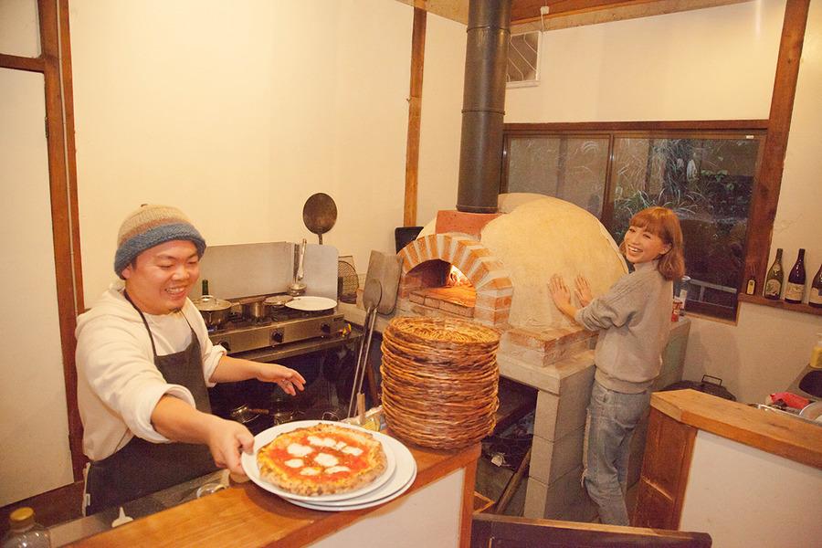 やりたいことを追求するため「縮小主義」をお試し中:大阪生まれのピザ職人が「徳島で店を開いた理由」 2番目の画像