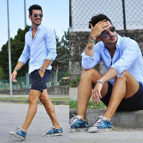 """大人メンズならこの""""夏靴""""で爽やかに飾るべし。今夏にコーディネートしたい5つの夏靴 4番目の画像"""