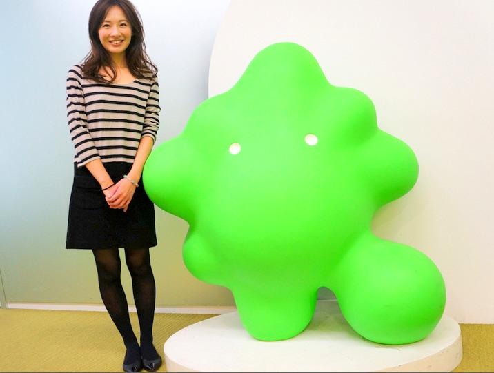 ゲームプロデューサー横山祐果の心構えとは?『フツーの女子社員が29歳で執行役員になるまで(仮)』 2番目の画像