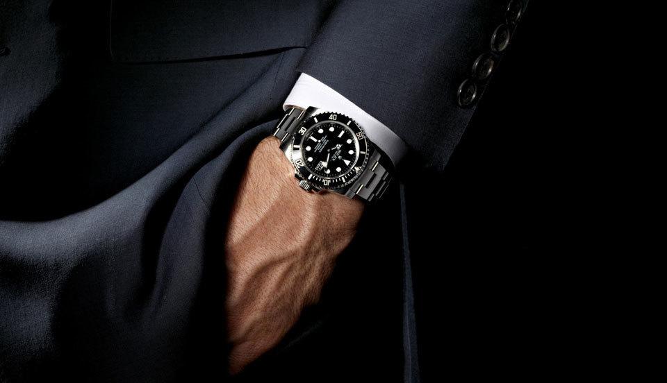 """腕時計はビジネスマンにとって""""商売道具""""である! だからこそ腕時計にはとことんこだわりたい。 2番目の画像"""