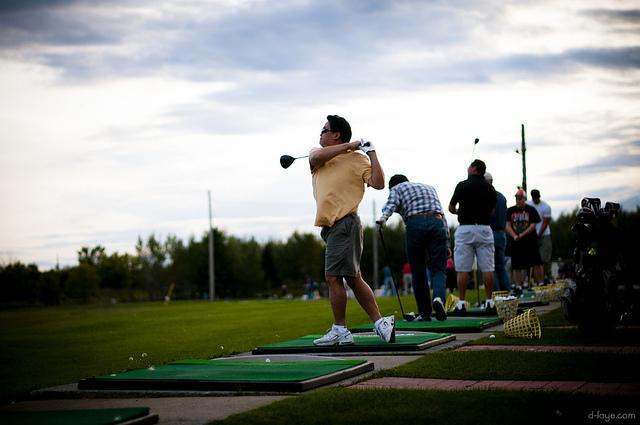 打ちっぱなしから始めるゴルフデビュー! 初心者に捧ぐ三大原則 1番目の画像